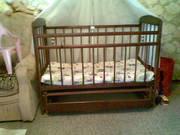 Продаётся  Кроватка детская