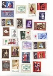 Продам почтовые марки 60-90-х годов. Недорого.