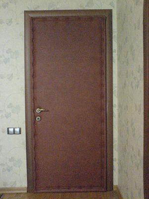Ремонт дверей входных
