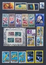 Тематические наборы почтовых марок