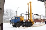 Буровые установки УРБ-10 и малогабаритные буровые установки ГБУ5М