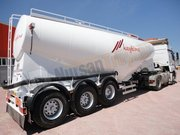 Продам цементовоз NURSAN 45 м3