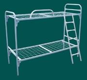 Одноярусные металлические кровати от производителя. Кровати железные