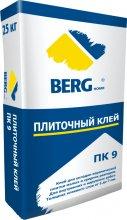 Клей плиточный ПК9 25кг BergHome