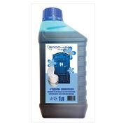 Жидкость для биотуалетов,  септиков,  выгребных ям 1л