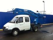 Продаю автогидроподъемник (АГП) ПМС-212-02 (Газель) 12 метров ГАЗ-3302