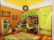 Модульная мебель Джунгли для детей 3-12 лет