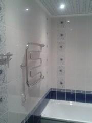 Облицовка ванных комнат и санузлов в Курске
