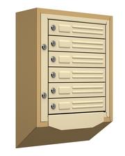 Антивандальные почтовые ящики «Терра»